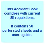 Accident Book Information