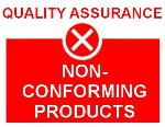 Non-Conforming Products
