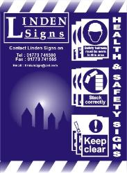 Safety Signs Catalogue