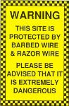 Warning this site is protected..